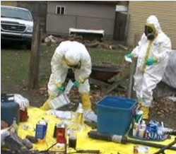 Biohazard Cleaning - Chicago, IL